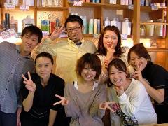 スタッフの喜び、幸せを大切にしています。やりがいのある職場を共に築いてまいります。