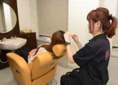 増毛・育毛などの新しい技術も習得できます!