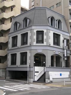 千種/株式会社マリエ・美容室マリエプラス名古屋千種店:外装