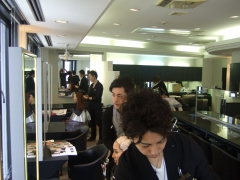 金山/株式会社マリエ・美容室マリエプラス名古屋金山店:店内