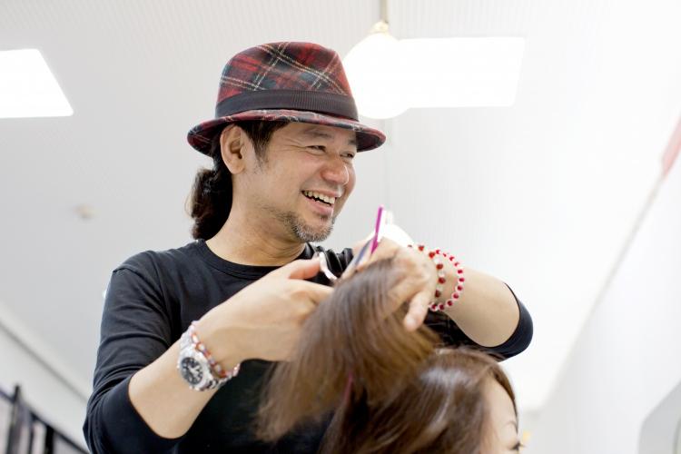 名古屋市東区/HAIR DESIGN CUBE